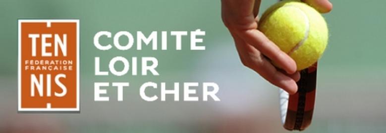 Val de France, soutient le comité de tennis de Loir-et-Cher