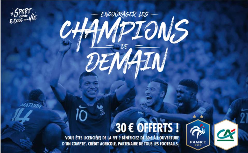Alsaces Vosges, partenaire Fédération française de football