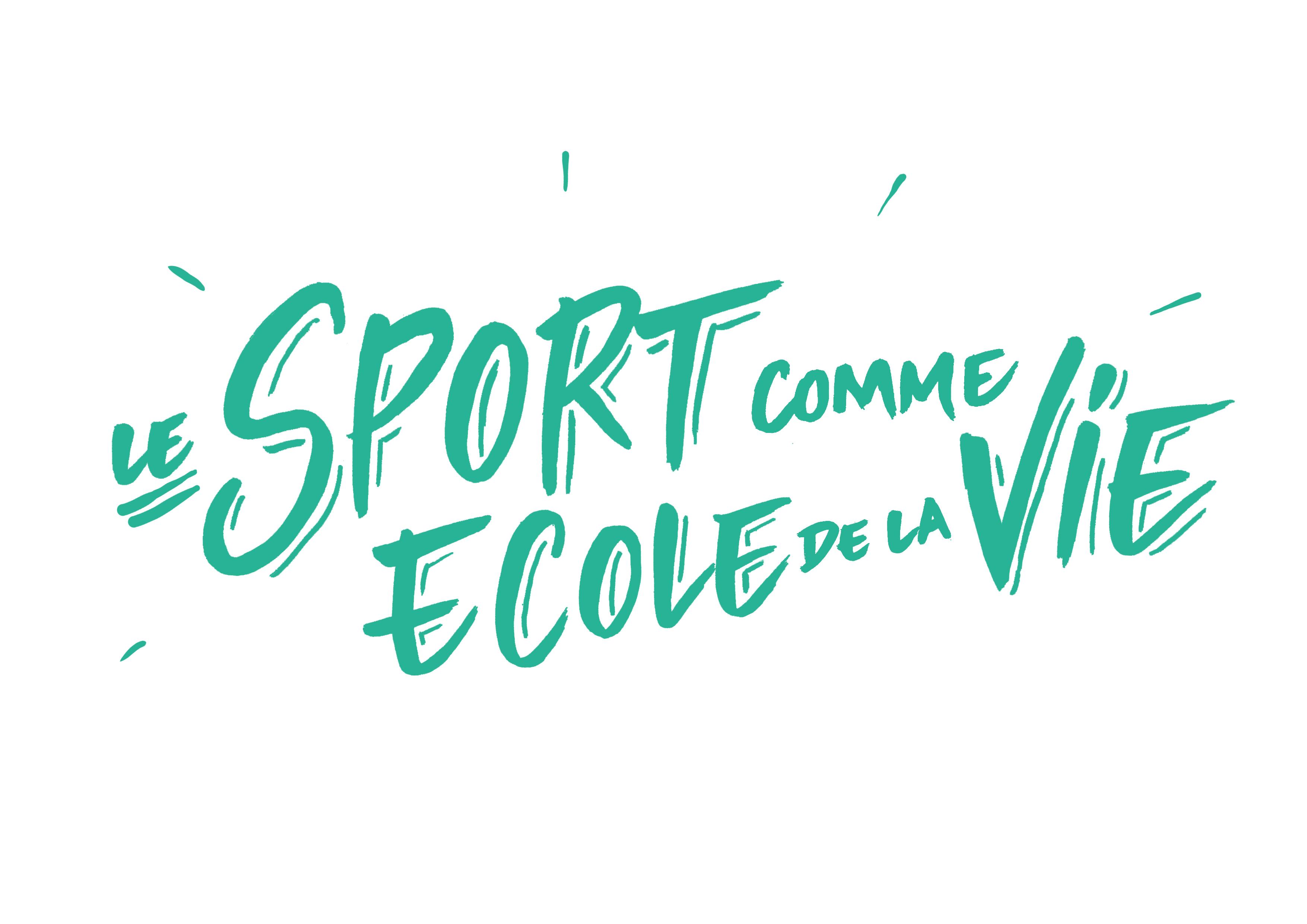 Le Sport comme école de la vie