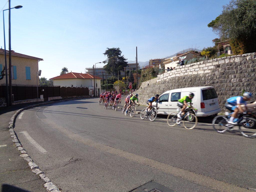 cyclistes du tour du haut var 2019 Provence Côte d'Azur
