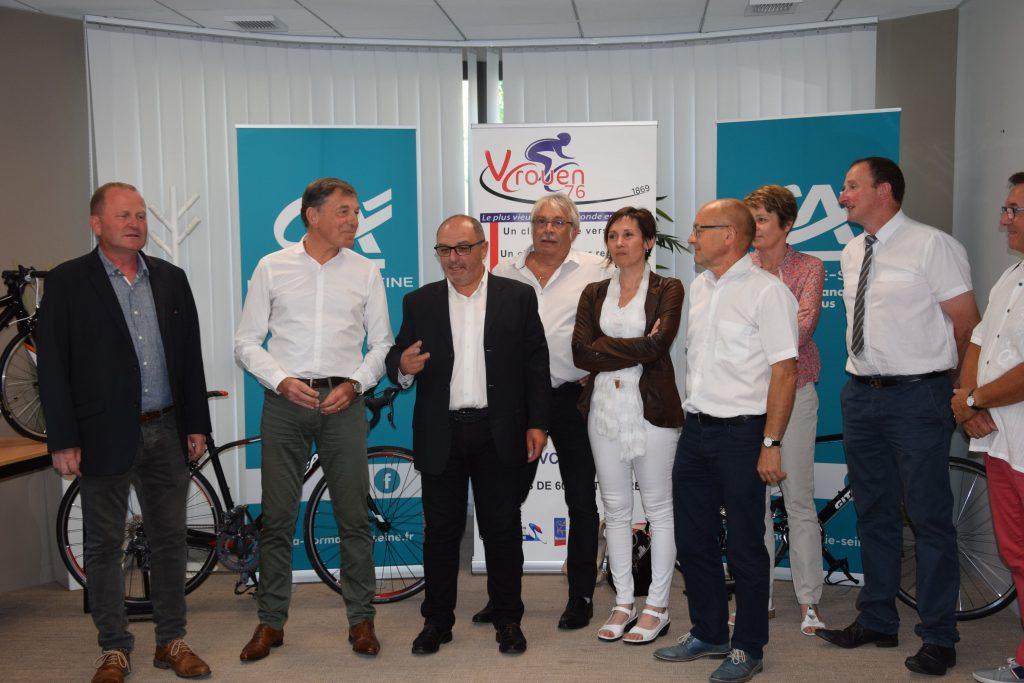 Normandie Seine et ses Caisses Locales financent des vélos pour des personnes en situation de handicap