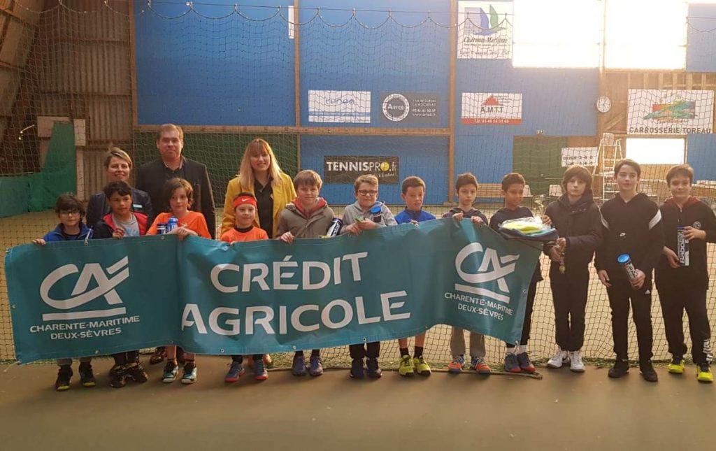 Charente Maritime Deux Sèvres, partenaire du Comité départemental de tennis de Charente-Maritime