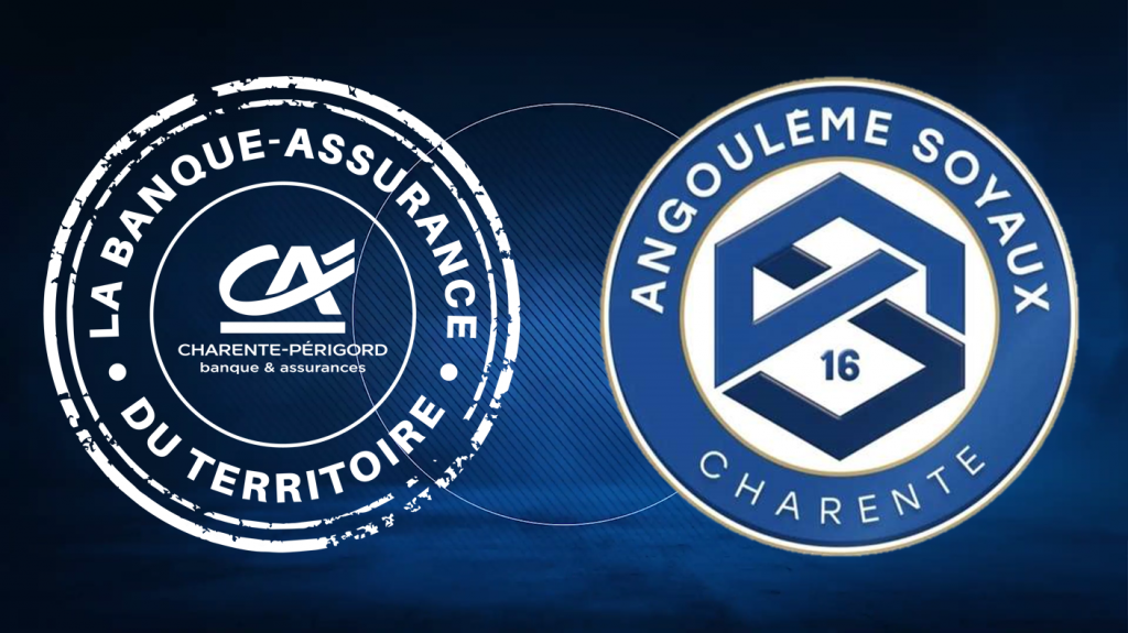 Le Crédit Agricole Charente-Périgord soutient l'ASJ Soyaux dans un virage majeur de son histoire
