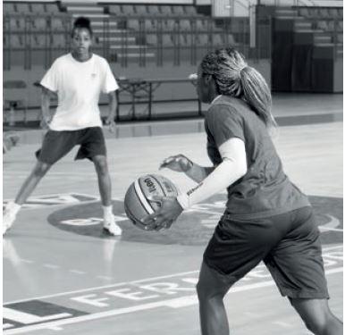 Le Crédit Agricole Finisère, partenaire officiel du Landerneau Bretagne Basket